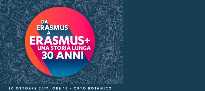 Da Erasmus a Erasmus+: una storia lunga 30 anni